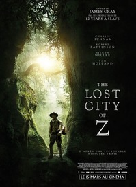 Branche & Ciné : The lost city of war