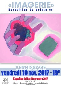 """Exposition : """"IMAGERIES"""""""