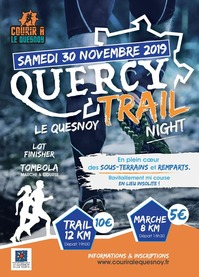 Quercy Trail Night