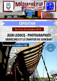 Exoosition photo : Gravelines et le chantier du Jean Bart