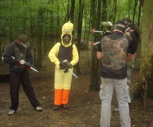 Planet's Games - Paintball - Fourmies